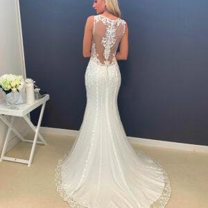 abito da sposa agnese