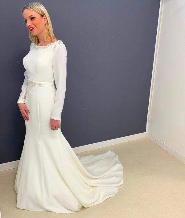 abito da sposa aida
