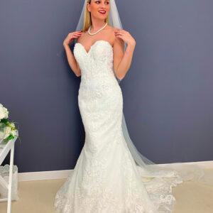 abito da sposa arianna