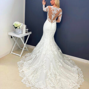 abito da sposa amalia