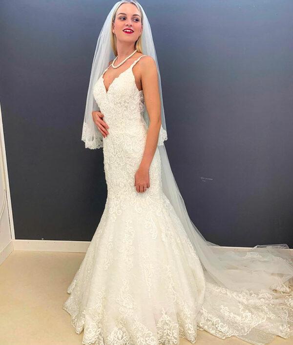 abito da sposa alberta