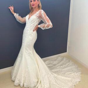 abito da sposa agata