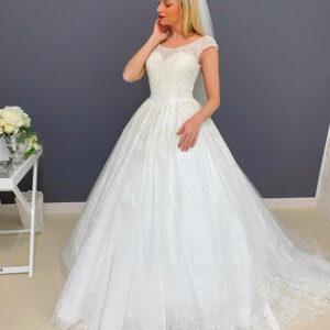abito da sposa allegra