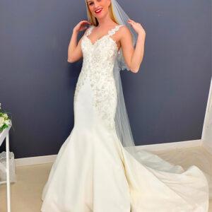 abito da sposa alma
