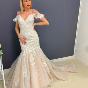 abito da sposa aurelia