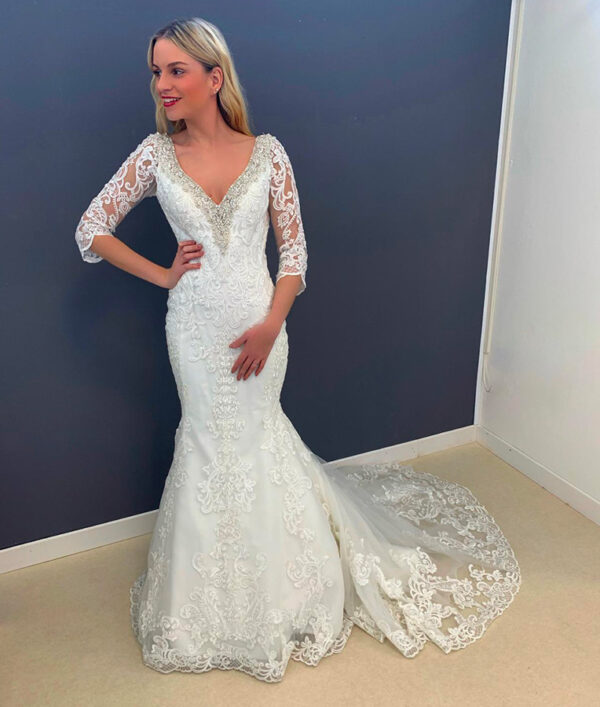 abito da sposa alice