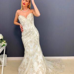 abito da sposa antonella