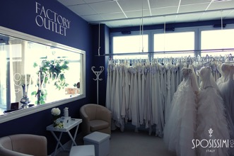 oulet abiti da sposa